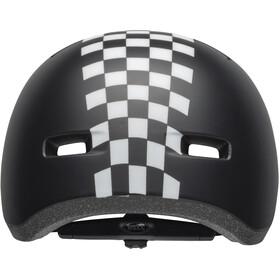 Bell Lil Ripper Helmet matte black/wh check
